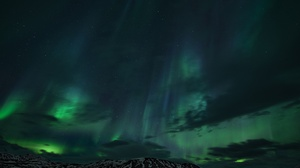 Aurora Borealis Light Nature Night Sky 2048x1332 wallpaper