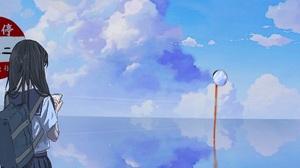 Anime Original 2730x1484 wallpaper