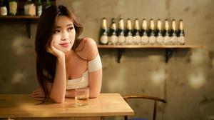 Women Asian 3840x2561 Wallpaper
