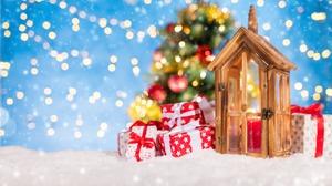 Holiday Christmas 2880x1800 Wallpaper