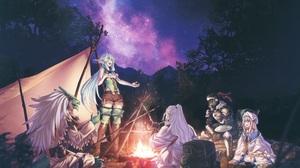 Dwarf Shaman Goblin Slayer Goblin Slayer High Elf Archer Goblin Slayer Lizard Priest Goblin Slayer P 4261x3000 Wallpaper
