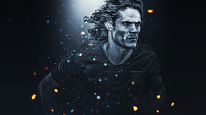 Edinson Cavani Paris Saint Germain F C Soccer Uruguayan 3840x2400 Wallpaper