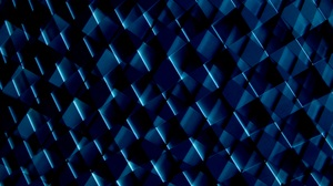 Abstract Geometry Texture Pattern Digital Tile Shapes Dark Blue Structure 3648x2432 Wallpaper