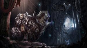 Armor Crusader Diablo Iii 1920x1080 wallpaper