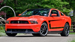 Muscle Car Coupe Red Car Car 1920x1080 Wallpaper
