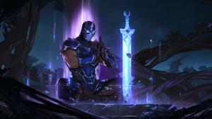 Legends Of Runeterra League Of Legends Fantasy Art PC Gaming Shen League Of Legends 3840x2160 Wallpaper