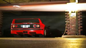 Vehicles Ferrari F40 1920x1080 Wallpaper