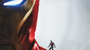 Ant Man Iron Man 2000x1584 Wallpaper
