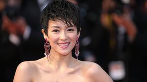 Actress Chinese Zhang Ziyi 4800x3000 wallpaper