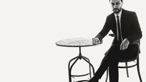 Actor Black Amp White James Mcavoy Scottish Suit 3543x2362 Wallpaper