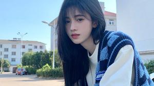 Kiku Ju Jingyi Actress Singer Women Chinese Asian Long Hair Sweater 2474x3299 wallpaper