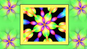 Artistic Digital Art Colors Pattern Colorful 1920x1080 Wallpaper