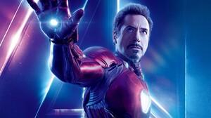 Avengers Infinity War Iron Man Robert Downey Jr 7932x6287 Wallpaper