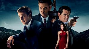 Emma Stone Gangster Josh Brolin Ryan Gosling Sean Penn 1920x1080 Wallpaper