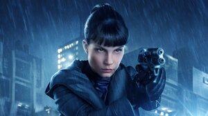 Blade Runner Blade Runner 2049 Luv Blade Runner 2049 Sylvia Hoeks 3840x2160 Wallpaper