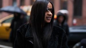 American Black Hair Cardi B Rapper Singer Sunglasses 3000x2000 Wallpaper