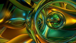 3d Abstract Cgi Digital Art 1920x1200 wallpaper