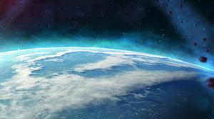 Sci Fi Planetscape 3072x2042 Wallpaper
