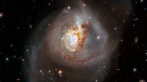 Space Galaxy NASA Hubble Science Stars Universe 1920x1080 Wallpaper