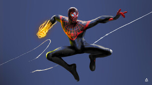 Marvel Comics Spider Man 3840x2131 Wallpaper
