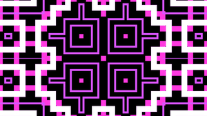 Colorful Digital Art Shapes 1920x1080 Wallpaper