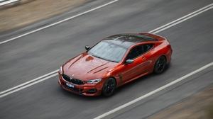 Bmw Bmw M850i Car Red Car Luxury Car 4096x2733 Wallpaper