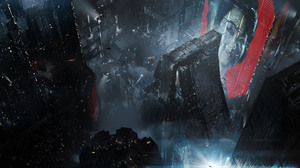 Blade Runner 2049 Building City Futuristic Skyscraper 4000x2333 Wallpaper