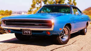 Dodge Charger 500 1600x1200 Wallpaper