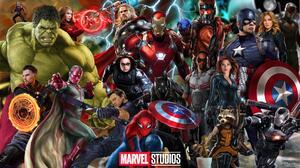Ant Man Avengers Black Panther Marvel Comics Black Widow Captain America Daredevil Doctor Strange Fa 4679x2632 Wallpaper