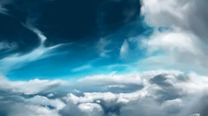 Cloud Sky 2000x1200 wallpaper