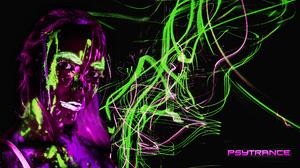 Music Trance Psychedelic Fantasy Art Artwork Fan Art Concept Art Dark Digital Art Dark Background 3840x2160 Wallpaper