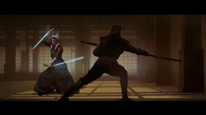 Star Wars The Mandalorian Ahsoka Tano 1920x1080 Wallpaper