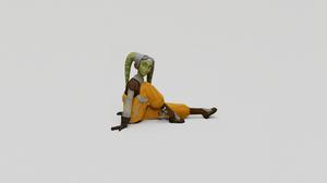 Hera Syndulla Star Wars Rebel Star Wars Star Wars Rebels Twilek Star Wars 1860x1050 Wallpaper