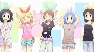 Anime Nichij 1669x800 Wallpaper
