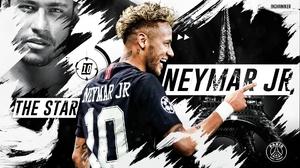 Neymar Paris Saint Germain F C Soccer 1920x1080 Wallpaper