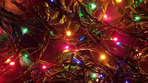 Christmas Christmas Lights 1920x1443 Wallpaper