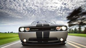 Vehicles Dodge Challenger SRT 2560x1440 Wallpaper