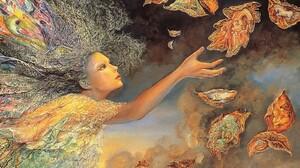 Artistic Fantasy Painting 1600x1200 Wallpaper