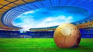 Sky Soccer Sport Stadium Worldcup 3500x2013 Wallpaper