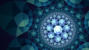 Artistic Digital Art Fractal Pattern 2560x1600 Wallpaper