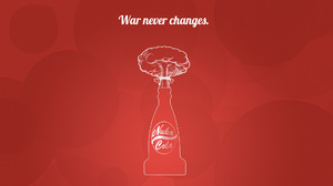 Fallout 4 Nuka Cola 1920x1080 Wallpaper