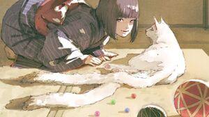 Anime Original 2250x1800 Wallpaper