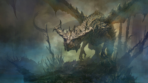 Fantasy Dragon 1920x1305 Wallpaper
