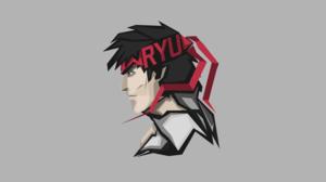 Ryu Street Fighter 7680x4320 wallpaper