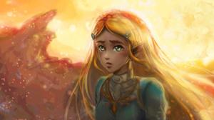 The Legend Of Zelda Zelda 2349x1443 wallpaper