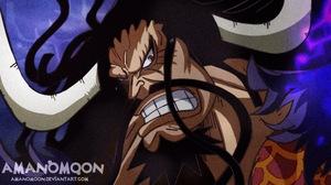 Kaido One Piece 3840x2144 Wallpaper