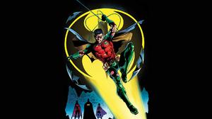 Robin Dc Comics 1920x1080 Wallpaper