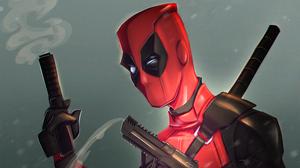 Deadpool Marvel Comics 3840x2160 Wallpaper