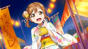 Love Live Love Live Sunshine Love Live Series Kunikida Hanamaru Anime Girls 3600x1800 Wallpaper