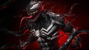 Marvel Comics Venom 3840x2400 Wallpaper